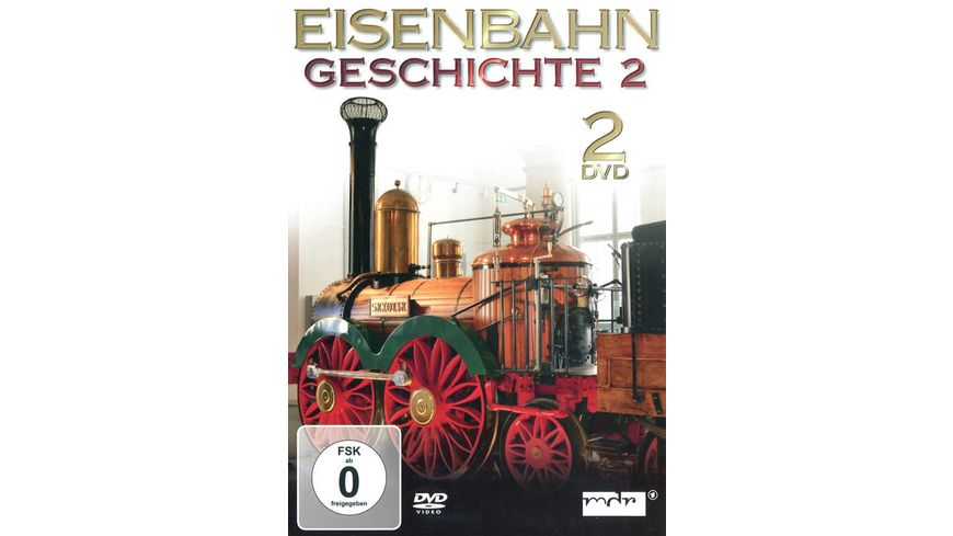 Eisenbahngeschichte 2 2 DVDs