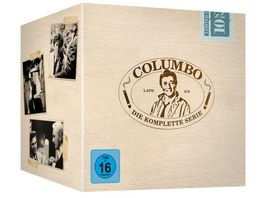 Columbo Gesamtbox 35 DVDs