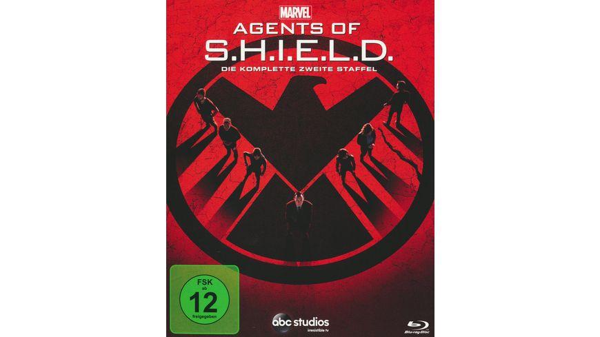 Marvel s Agents of S H I E L D Staffel 2 5 BRs