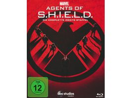 Marvel s Agents of S H I E L D Staffel 2 5 BRs