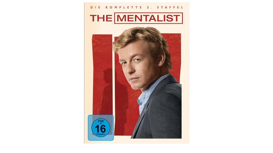 The Mentalist Staffel 2 5 DVDs
