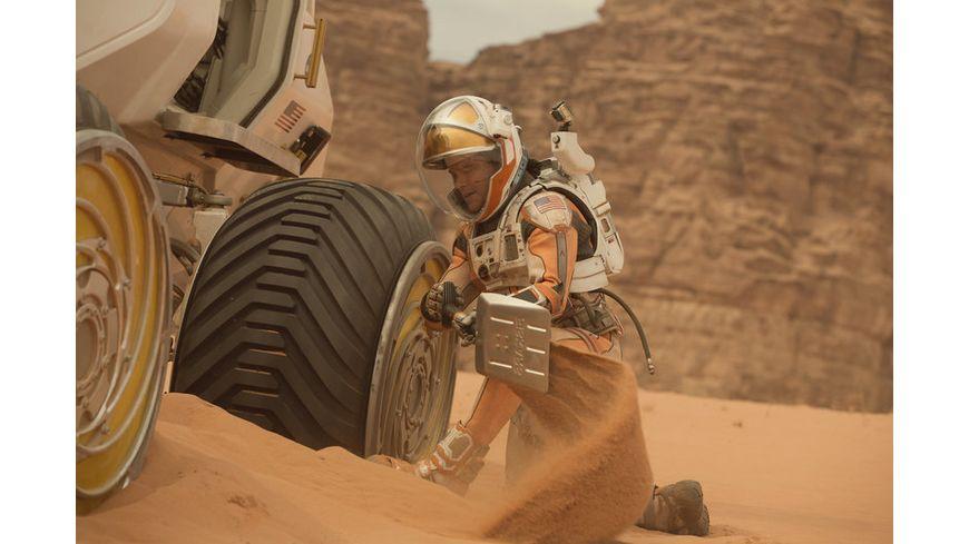 Der Marsianer Rettet Mark Watney Blu ray