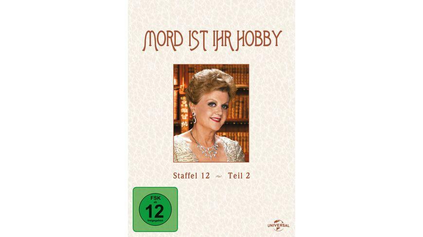 Mord ist ihr Hobby Staffel 12 Teil 2 3 DVDs