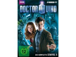 Doctor Who Die komplette 5 Staffel 6 DVDs