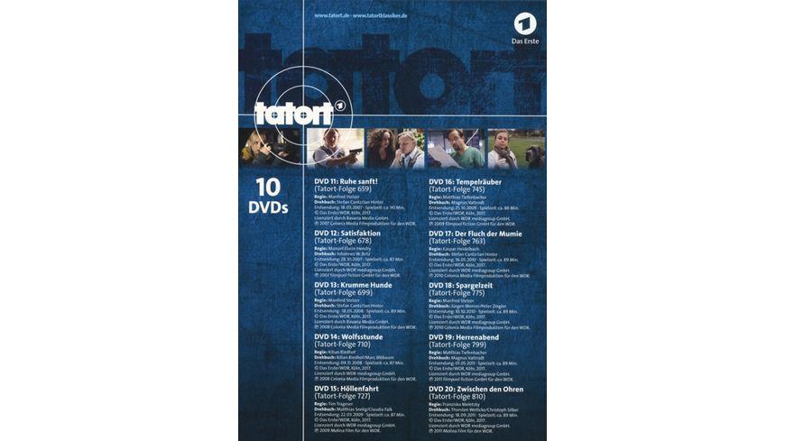 Tatort Muenster Thiel und Boerne ermitteln Fall 11 20 10 DVDs