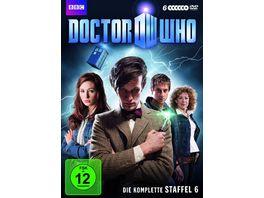 Doctor Who Die komplette 6 Staffel 6 DVDs