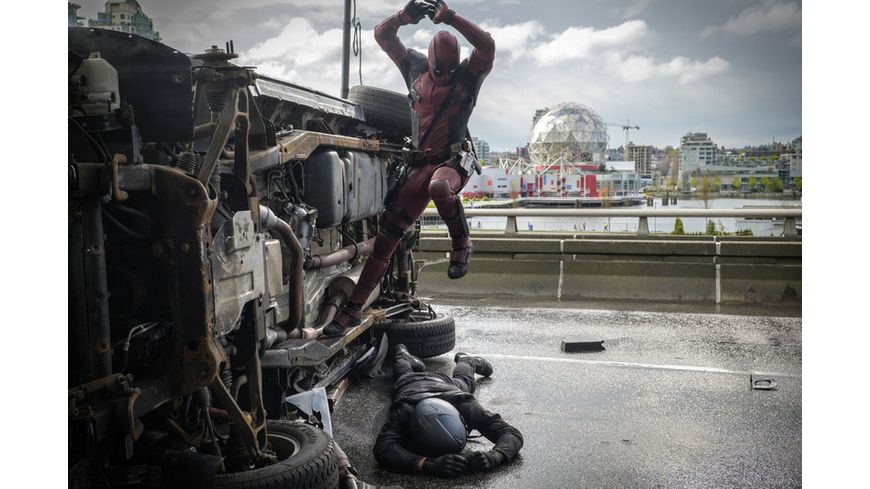 Deadpool 4K Ultra HD Blu ray