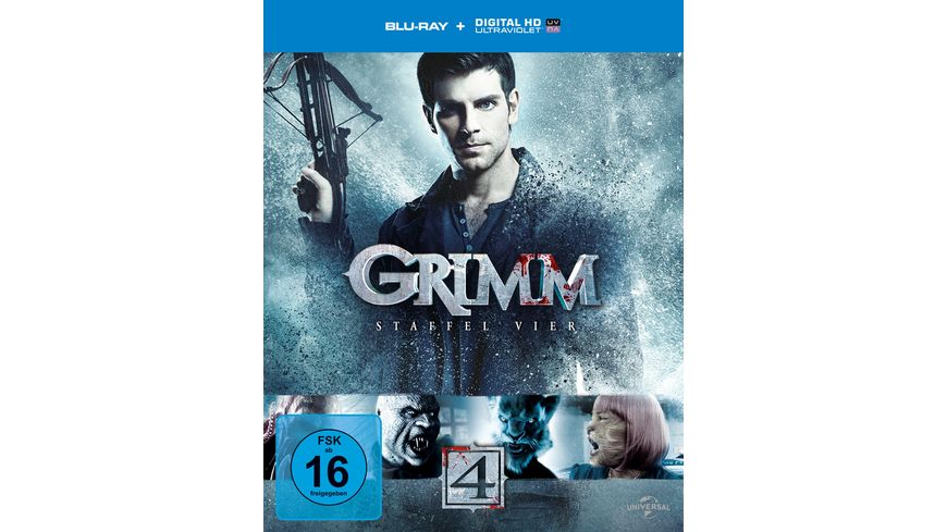 Grimm Staffel 4 5 BRs