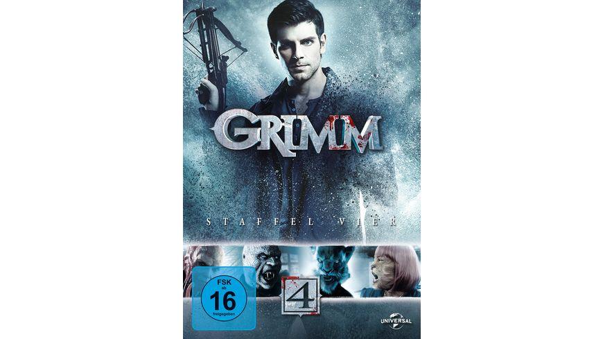 Grimm Staffel 4 6 DVDs