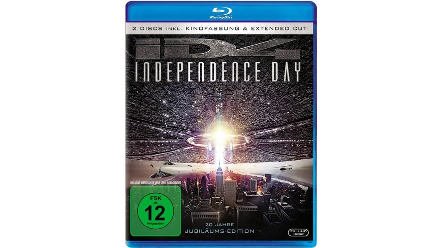 Independence Day Extended Cut 2 BRs