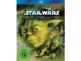 Star Wars Trilogie 1 3 3 BRs