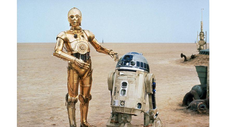 Star Wars Trilogie 4 6 3 BRs