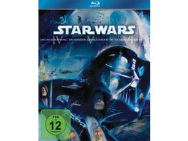 Star Wars Trilogie 4 6 3 BRs