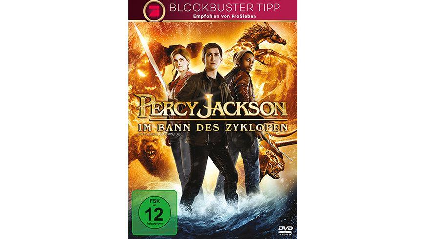 Percy Jackson Im Bann des Zyklopen
