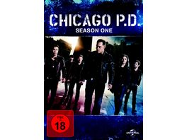 Chicago P D Season 1 4 DVDs