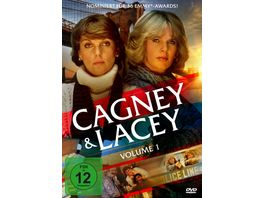 Cagney Lacey Volume 1 5 DVDs