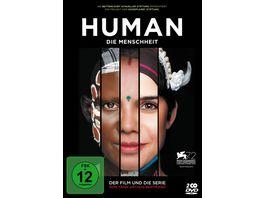 Human Die Menschheit Der Film und die Serie 2 DVDs