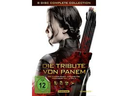 Die Tribute von Panem Complete Collection