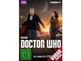 Doctor Who Die komplette 9 Staffel 7 DVDs