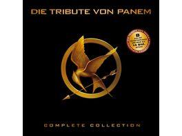 Die Tribute von Panem Complete Collection LE 8 DVDs