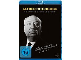 Alfred Hitchcock Collection 15 BRs