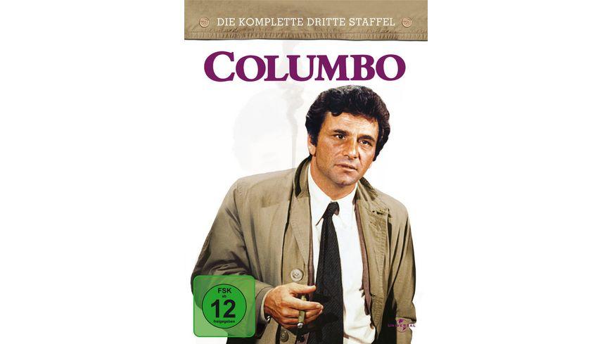 Columbo Season 3 4 DVDs
