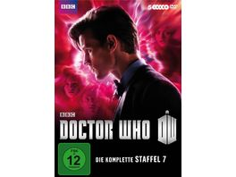 Doctor Who Die komplette 7 Staffel 5 DVDs