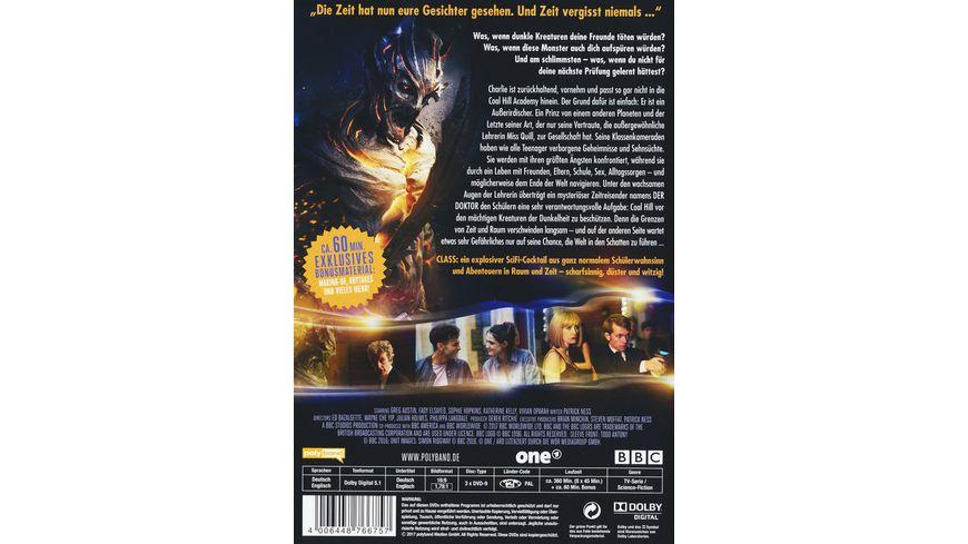 Class 3 DVDs