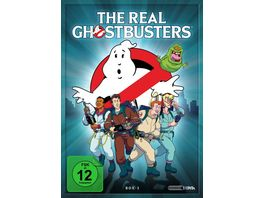The Real Ghostbusters Box 1 Folgen 1 78 11 DVDs
