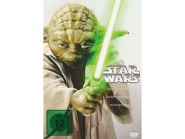 Star Wars Trilogie 1 3 3 DVDs