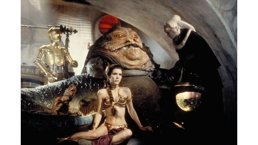 Star Wars Trilogie 4 6 3 DVDs