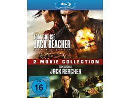 Jack Reacher Jack Reacher Kein Weg zurueck 2 Movie Collection 2 BRs