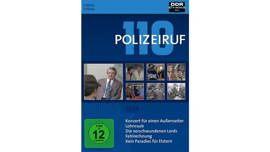 Polizeiruf 110 Box 3 2 DVDs