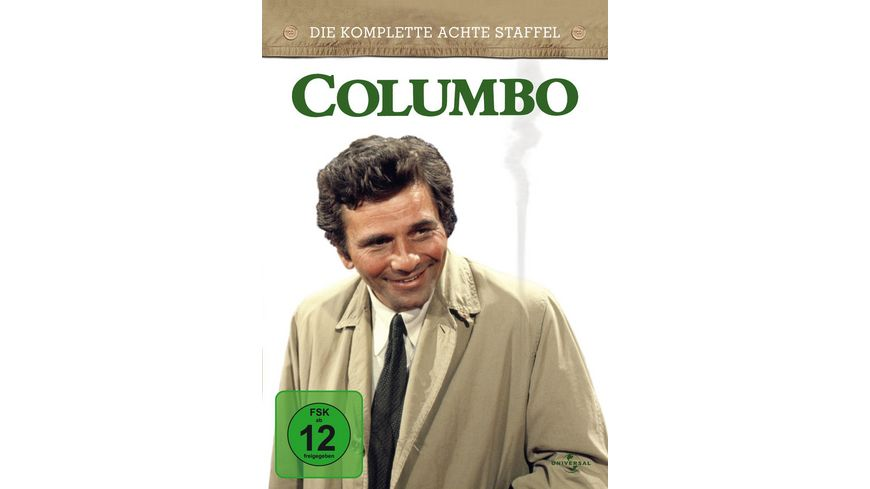Columbo Season 8 3 DVDs