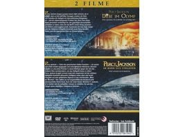 Percy Jackson 1 2 2 DVDs