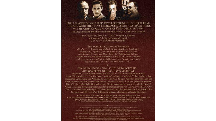 Der Pate 1 3 Trilogy 4 BRs