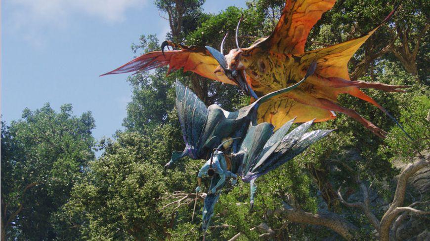 Avatar Aufbruch nach Pandora