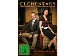 Elementary Season 4 6 DVDs