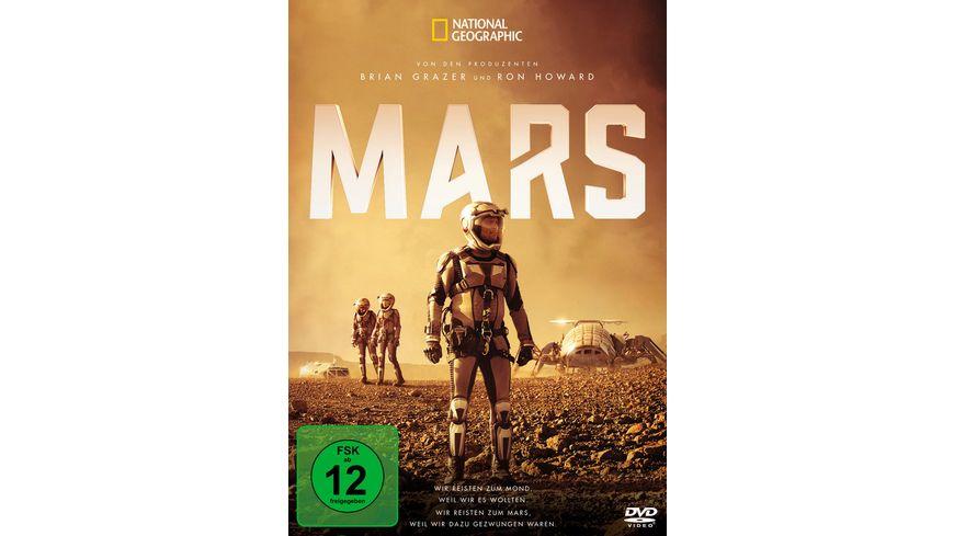 MARS 6 Episoden 3 DVDs