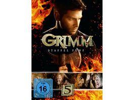 Grimm Staffel 5 5 DVDs