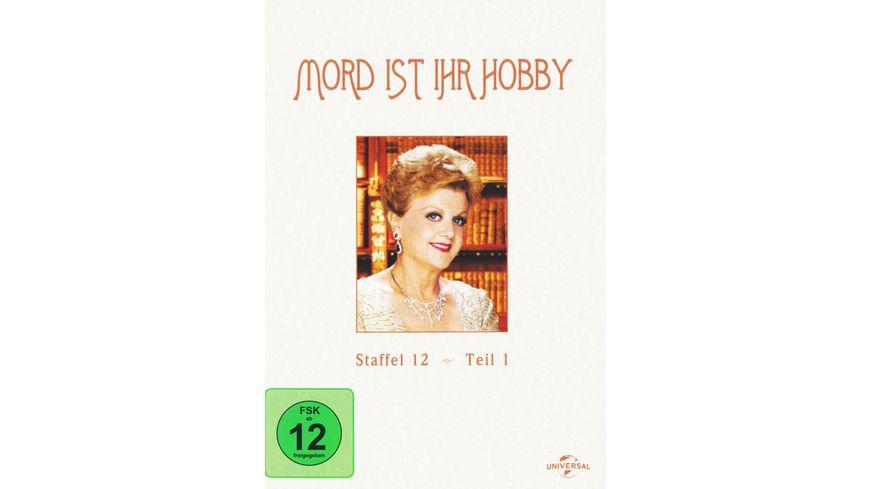 Mord ist ihr Hobby Staffel 12 Teil 1 3 DVDs