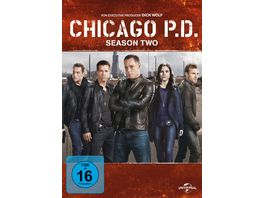 Chicago P D Season 2 6 DVDs