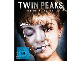 Twin Peaks The Entire Mystery 10 BRs