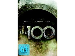 The 100 Die komplette 2 Staffel 4 DVDs