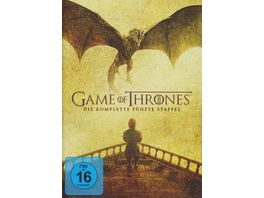 Game of Thrones Staffel 5 5 DVDs