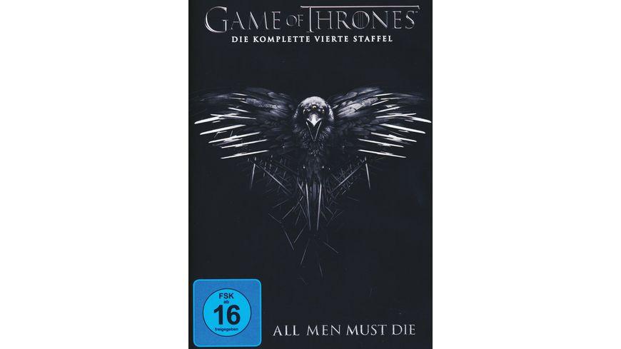 Game Of Thrones Staffel 4 5 Dvds Online Bestellen Müller
