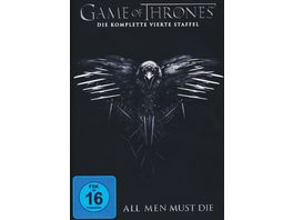 Game of Thrones Staffel 4 5 DVDs