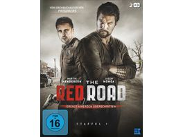 The Red Road Staffel 1 2 DVDs