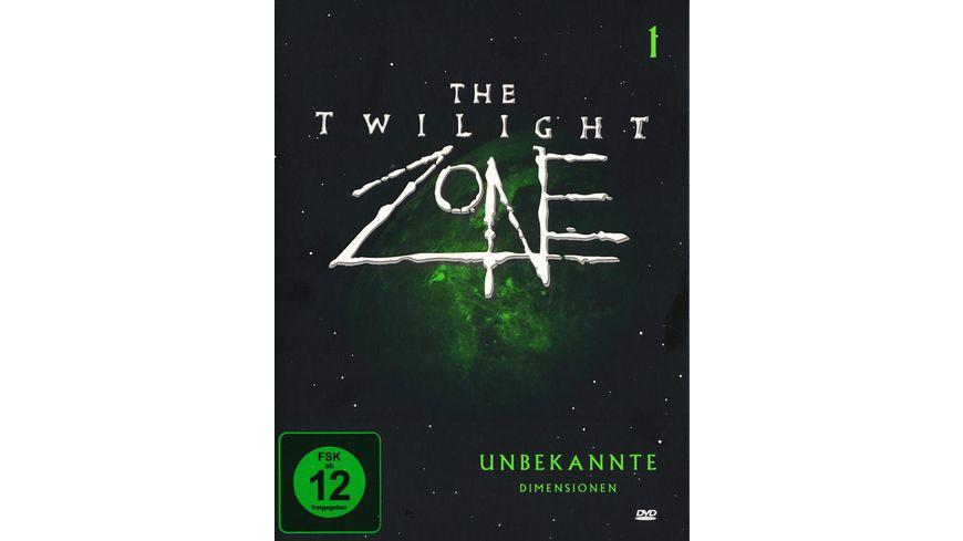 The Twilight Zone Unbekannte Dimensionen Teil 1 4 DVDs
