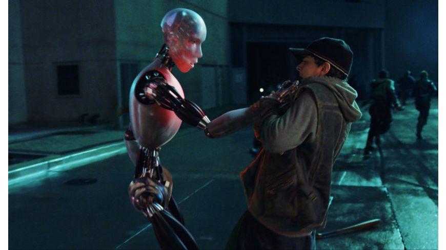 I Robot Blu ray